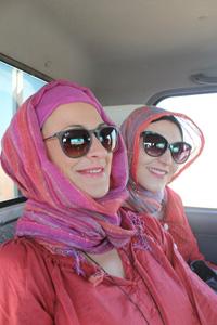 Ready for a day in Nasiriyah