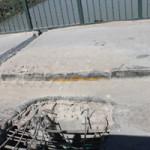 Euphrates river's Bridge