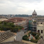 Monsignor Andreatta's House