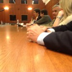 Meeting at the Ministry of Foreign Affair