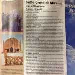 Brochure of the Opera Romana Pellegrinaggi